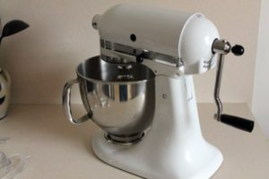 used appliances kitchen-aid mixer